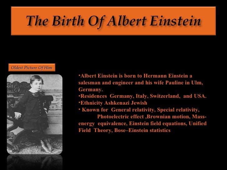 Albert einstein essay on life