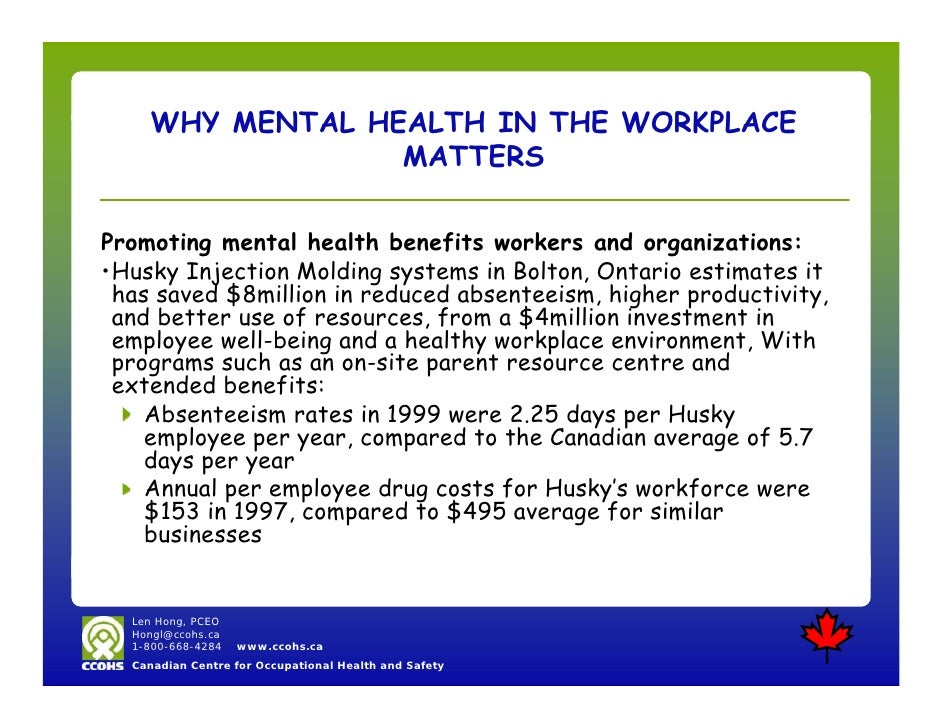 accommodating mental illness at work To accommodate law, employers have to make every reasonable effort to accommodate workers with disabilities, including mental illness in the workplace.