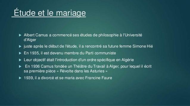 Rencontre femme pour mariage alger centre