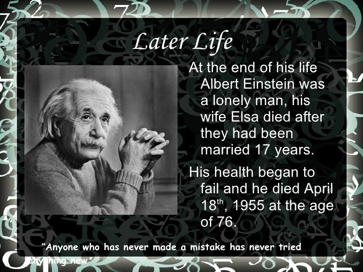the early of albert einstein and his accomplishments Albert einstein was one of the most brilliant, influential physicists in history this infographic is an illuminating look at his life and achievements.