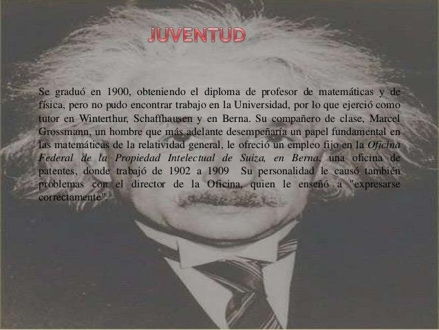 Se graduó en 1900, obteniendo el diploma de profesor de matemáticas y defísica, pero no pudo encontrar trabajo en la Unive...