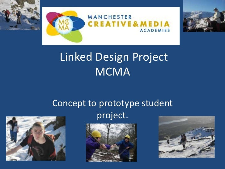 Linked Design ProjectMCMA<br />Concept to prototype student project.<br />