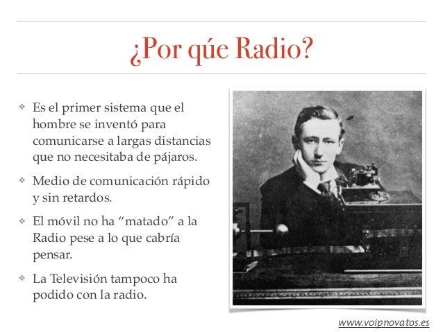 RadioVozIP Slide 2
