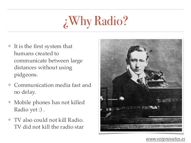 RadioVozip English Version Slide 2
