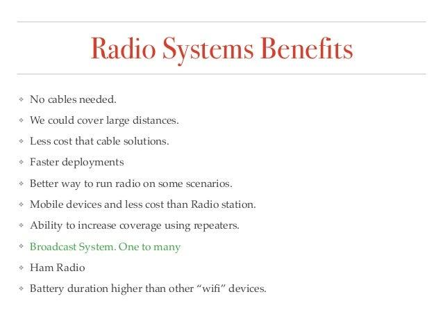 RadioVozip English Version Slide 3