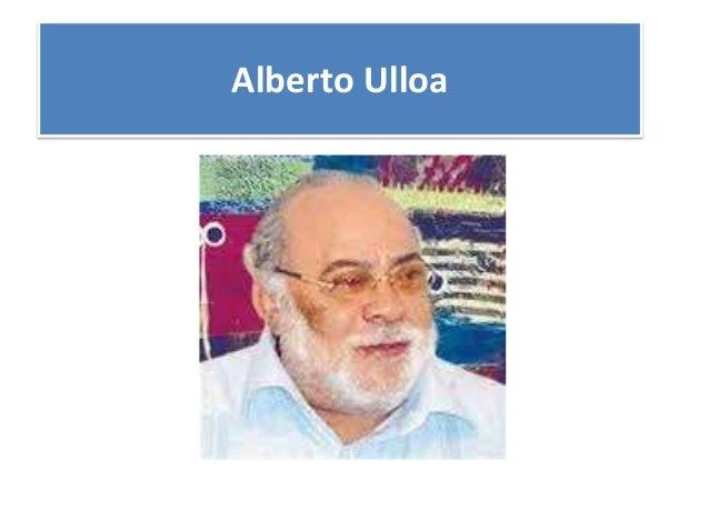 Alberto Ulloa