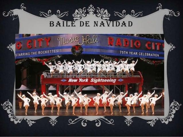 BAILE DE NAVIDAD