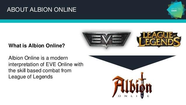 Albion Online - A Cross-Platform MMO (Unite Europe 2016, Amsterdam) Slide 3