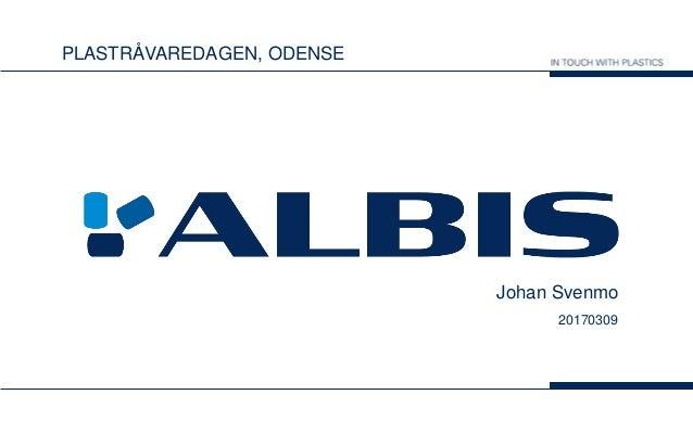 inspiration odense Inspiration fra bilindustrien v. Johan Svenmo, Albis inspiration odense