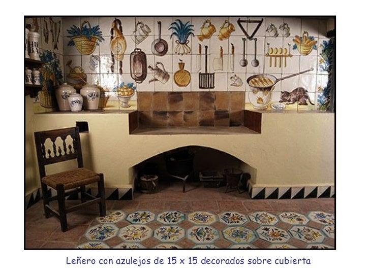 Azulejos decorados a mano for Muestrario de azulejos