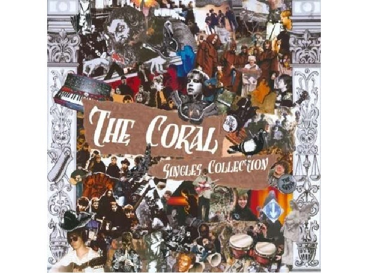 The Coral Album Covers