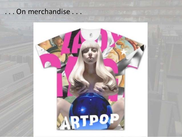 . . . On merchandise . . .