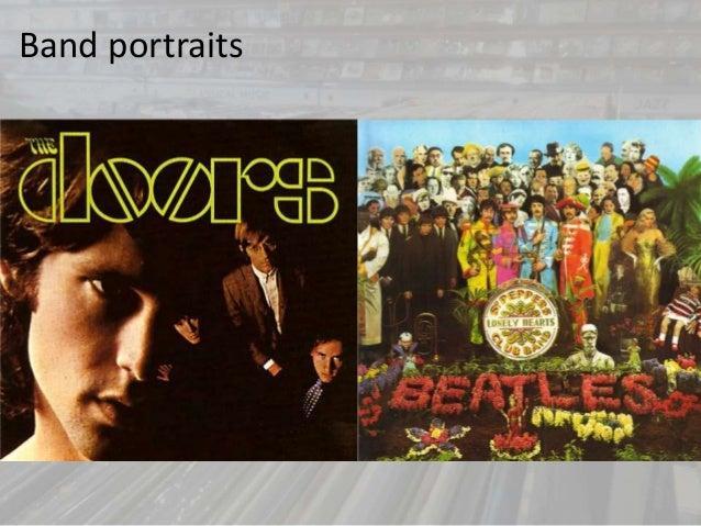 Band portraits