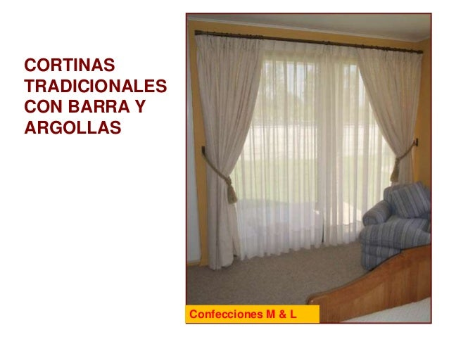 Album de cortinas for Cortinas con argollas