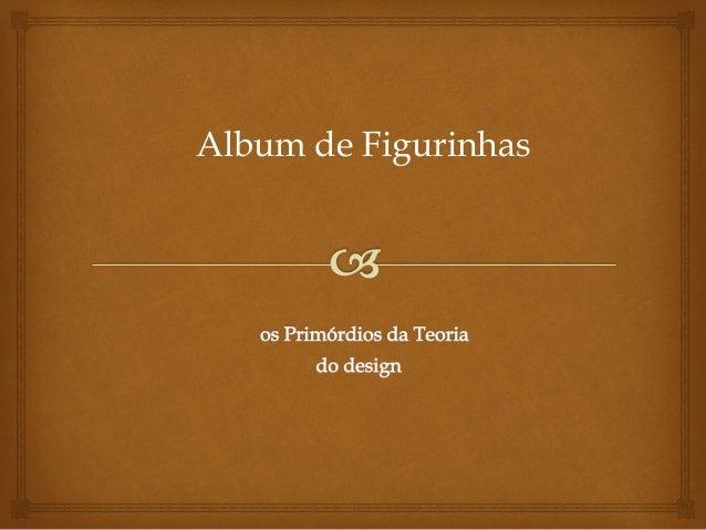 Album de Figurinhas