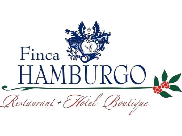 Album Finca Hamburgo, Chiapas