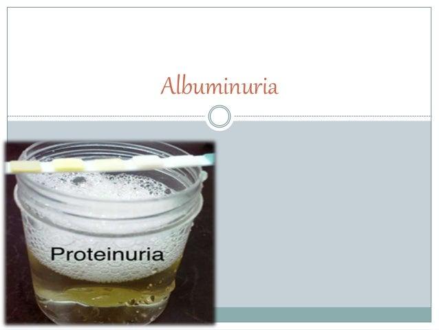 Albuminuria