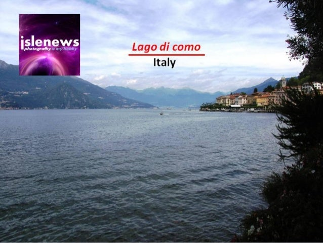 In this album you can see photographs of Lago di Como, Lecco and Como cities o and the town of Bellagio.