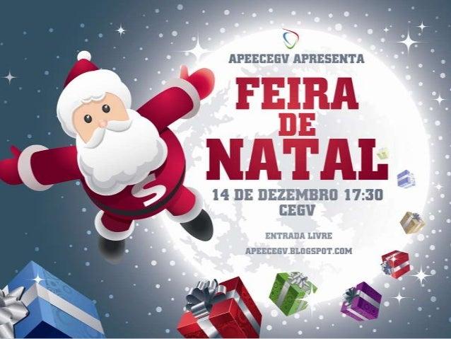 Feira de Natal 2012