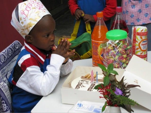 Album de fotos de una escuela infantil en Yaunde, Camerun Slide 3