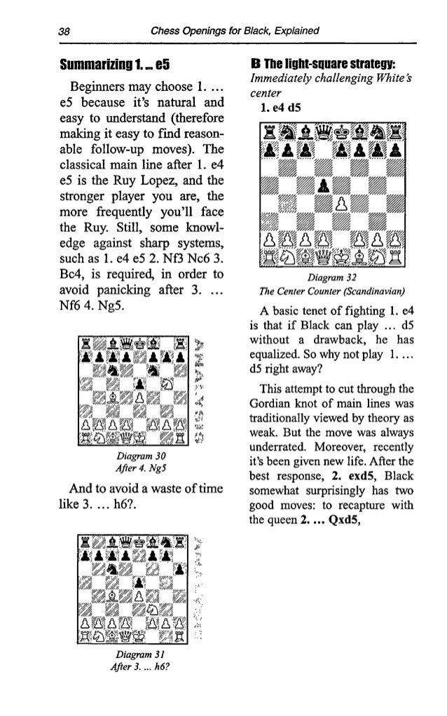 chess openings white explained pdf