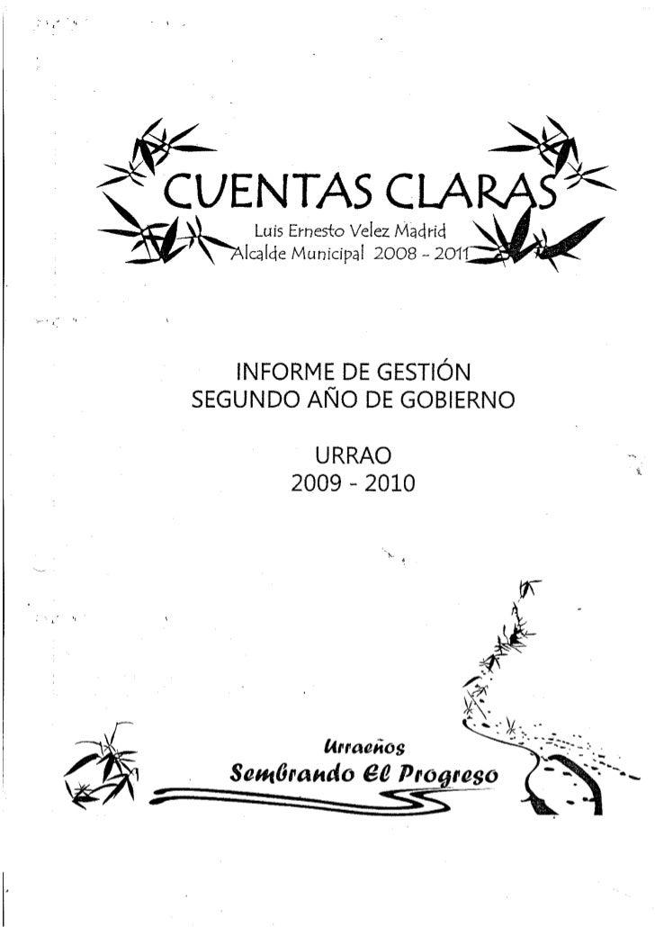 Alc urrao+cuentas claras-2009_2010