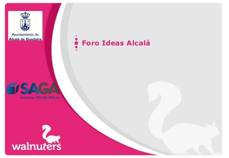 Foro Ideas Alcalá