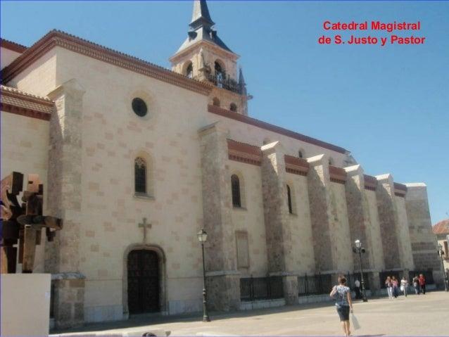 Alcal de henares patrimonio de la humanidad for Ciudad 10 alcala de henares