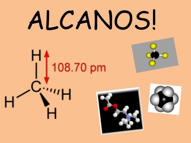 ALCANOS!