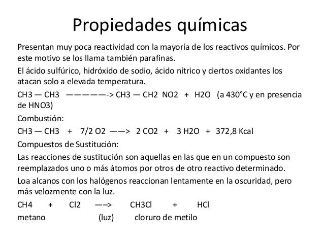 Alcanos Alquenos Y Alquinos 1