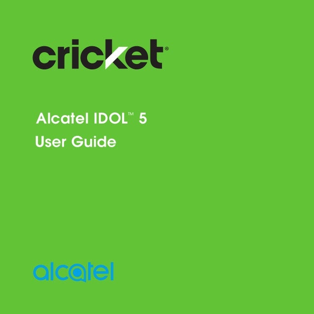 Alcatel IDOL™ 5