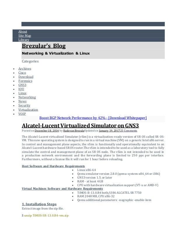 Alcatel vm