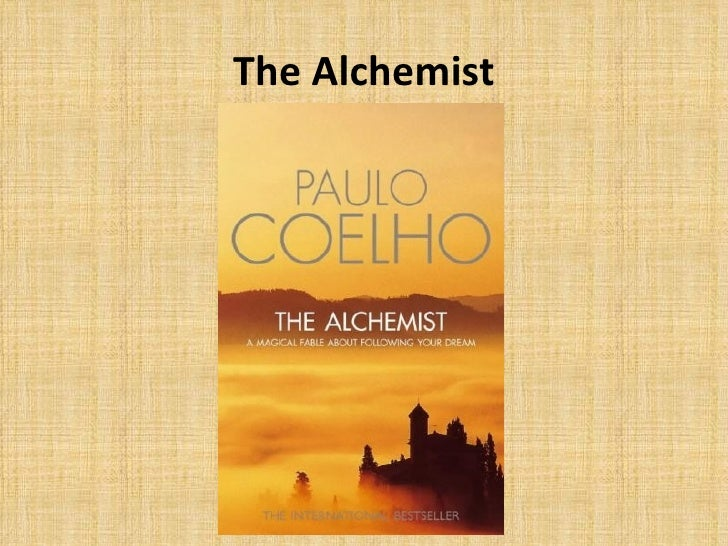 alchemist  book review of the alchemist by abhijit banare roll no 9104 2