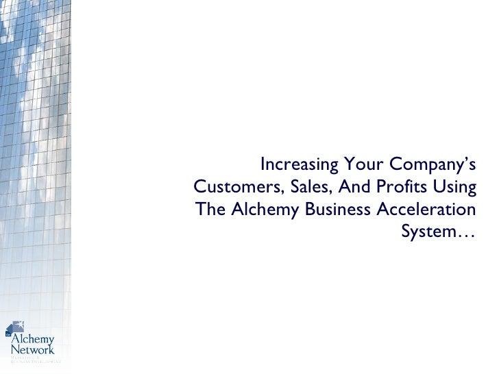 Business Development Presentation Slide 2