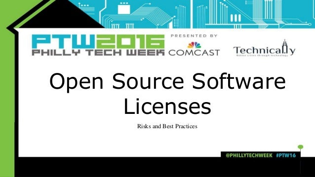 Open Source Software Licenses Risks and Best Practices