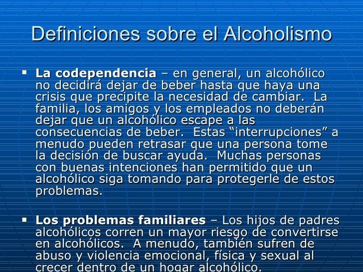 La receta pública contra el alcoholismo