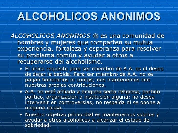 El preparado para el levantamiento de la dependencia alcohólica