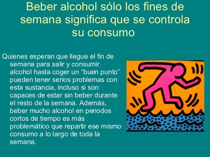 El alcoholismo a los británicos