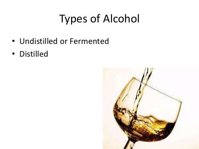 undistilled alcohol