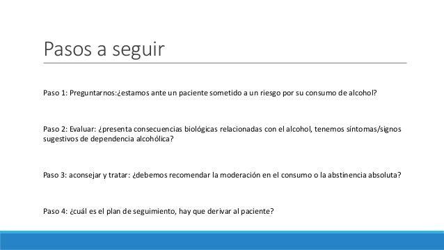 La medicina el alcoholismo los síntomas