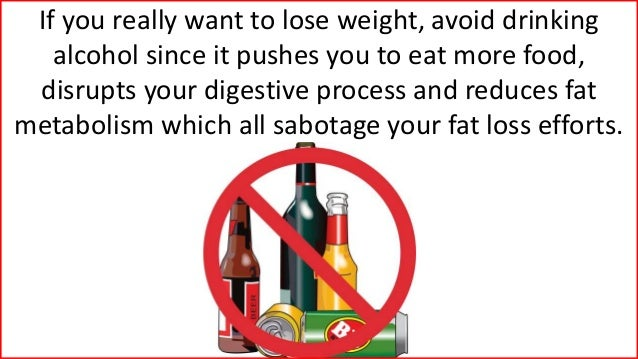 Affectingyou: Does Drinking Alcohol Affect Weight Loss?