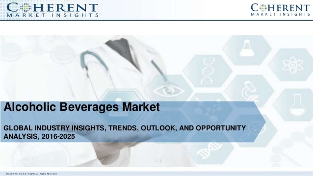 © Coherent market Insights. All Rights Reserved Alcoholic Beverages Market GLOBAL INDUSTRY INSIGHTS, TRENDS, OUTLOOK, AND ...