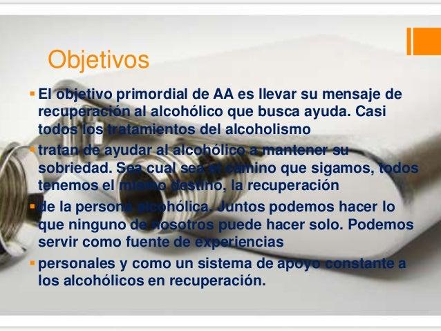 El hambre y el alcoholismo