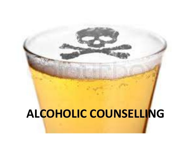 ALCOHOLIC COUNSELLING