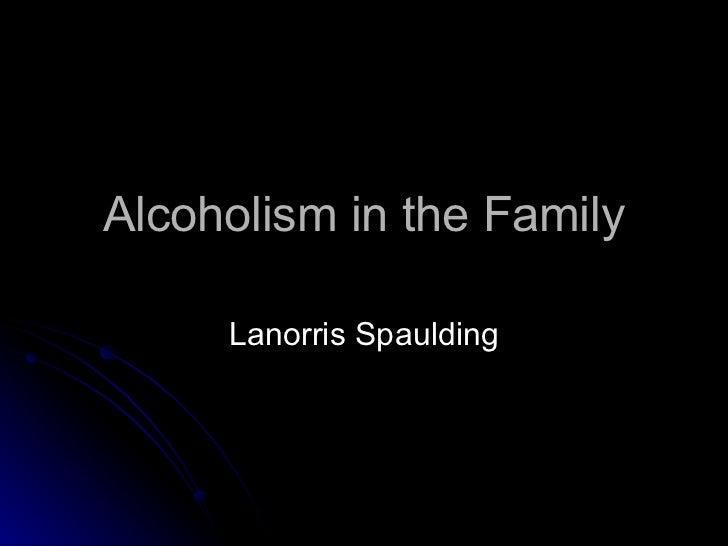alcoholism quotes family