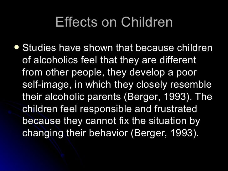 alcoholism influenced by family behavior Friend influence on prosocial behaviour: the role of motivational factors and friendship characteristics development psychology a conceptual model for the development of externalizing behavior problems among kindergarten children of alcoholic families: role of parenting and children's self-regulation.