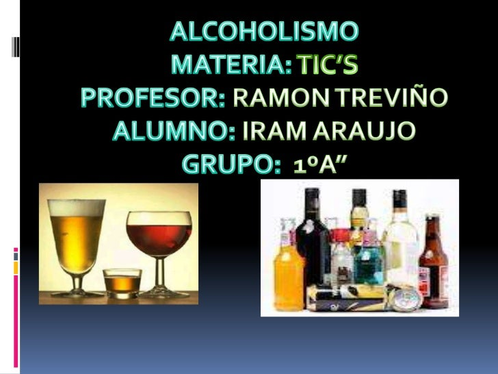 ¿Qué es el alcoholismo? El alcoholismo es una enfermedad que consiste en padecer una fuerte necesidad de ingerir alcohol ...
