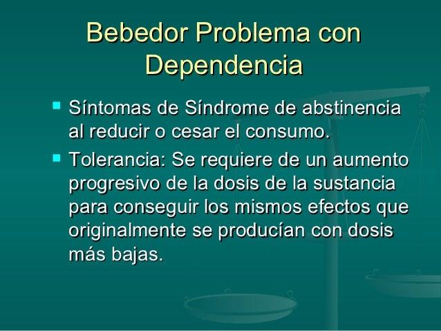 El tratamiento contra la dependencia alcohólica en penze