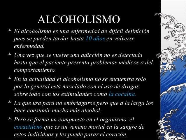 Los medicamentos al alcohol de la dependencia