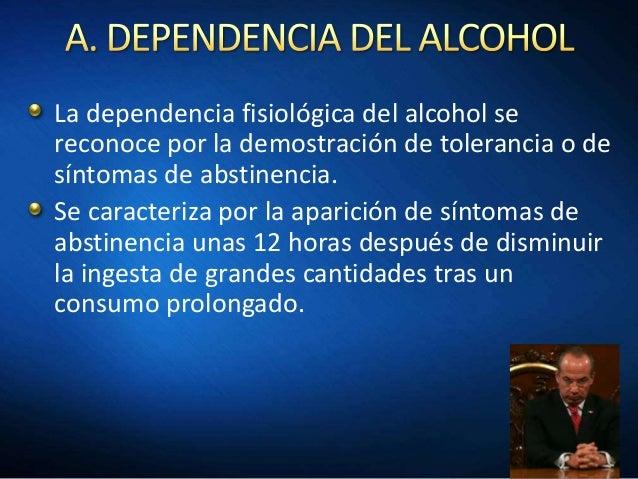Alcoholismo  Slide 3